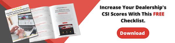 csi checklist banner