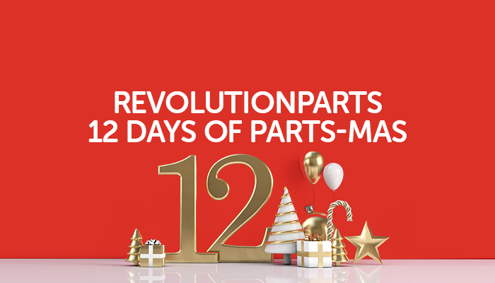 RevolutionParts 12 Days of Parts-mas