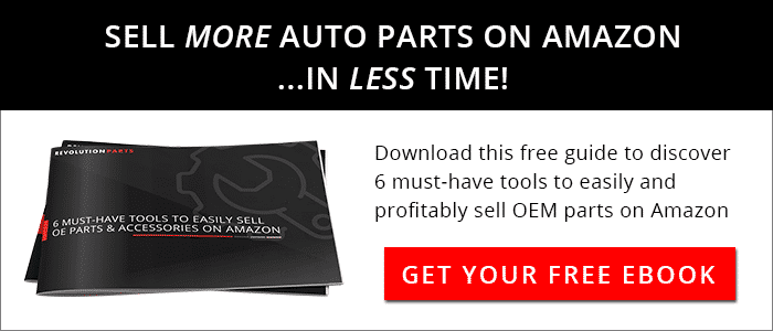 6 Must Have Tools for Selling OEM Parts on Amazon - ebook download