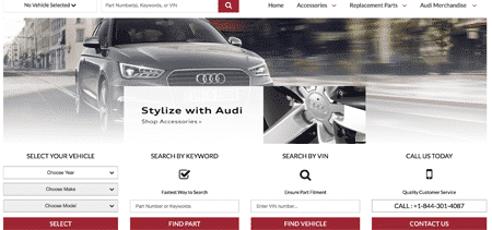 Auto Parts Ecommerce Software For Dealers Revolutionparts