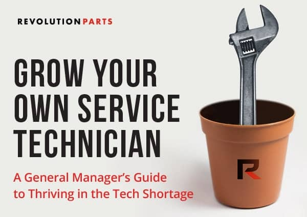 Grow Your Own Service Technician