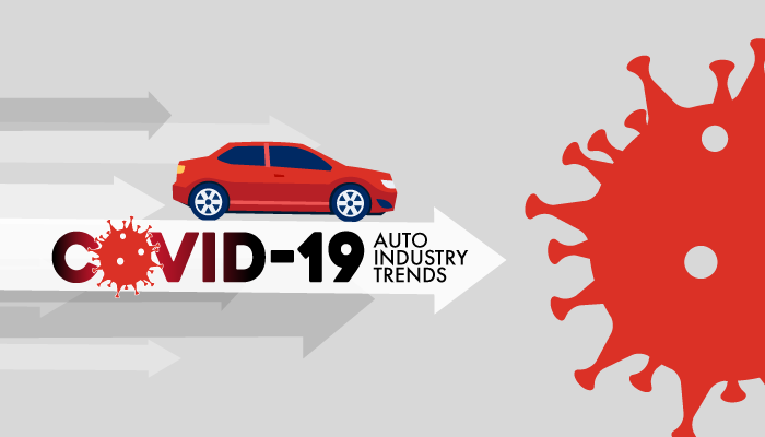 Auto Industry Trends Caused by COVID-19
