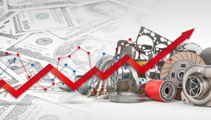 Take Control of Revenue Streams to Increase Part Sales