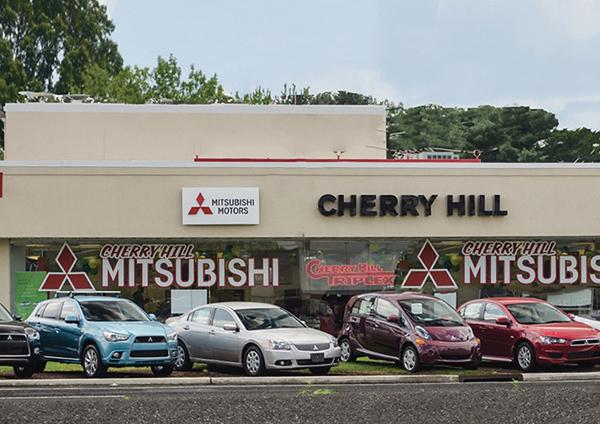 Cherry Hill Mitsubishi