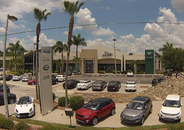 Jaguar Land Rover Fort Myers