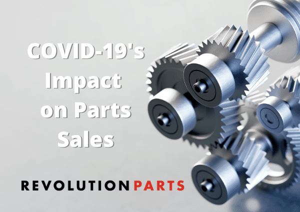 COVID-19's Impact on Dealership Parts Sales [Infographic]