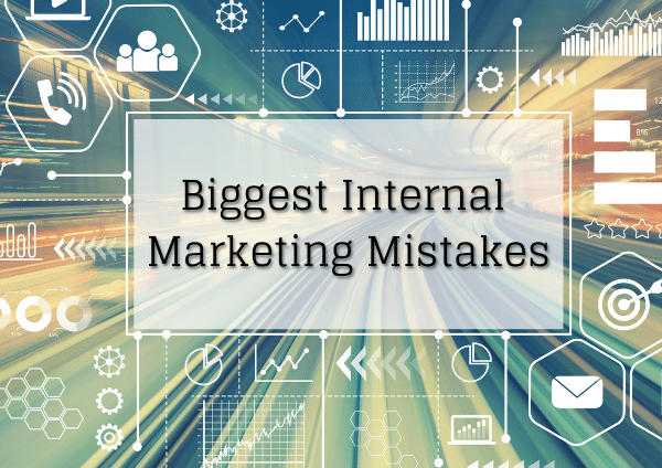5 Biggest Mistakes Internal Marketing is Making for Parts Departments