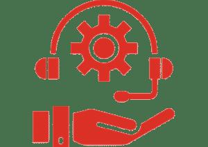world class customer service icon